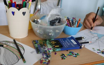 Keep Calm And Craft On! A Big Thank YOU From Our Care Of The Elderly Team