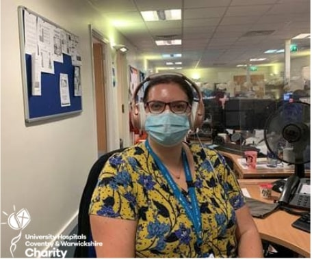 How Headphones are Making Thing Better for Staff at UHCW